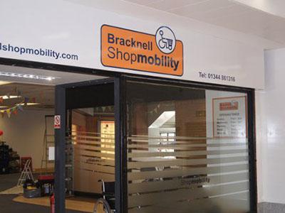 bracknell shopmobility